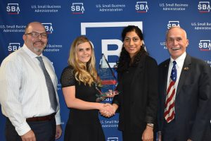 The Surety Place SBA Agency of the year